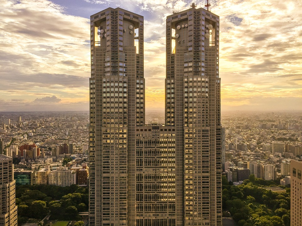 tokyocityhall - See extraordinary views of Tokyo. [ATTDT]