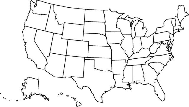 usastatesmap - Name the states. [ATTDT]