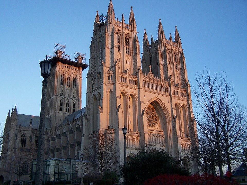 washingtonnationalcathedral - Meet Darth Vader at the National Cathedral. [ATTDT]