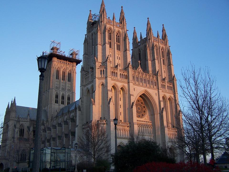 washingtonnationalcathedral - Meet Darth Vader at the National Cathedral. [A Thing To Do Tomorrow]