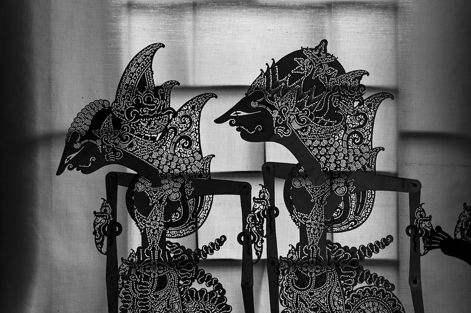 wayangpuppets - See wayang in motion. [A Thing To Do Tomorrow]