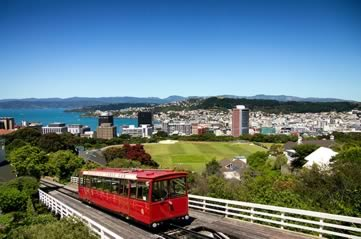 wellingtoncablecar - Discover how Wellington went up in the world. [ATTDT]