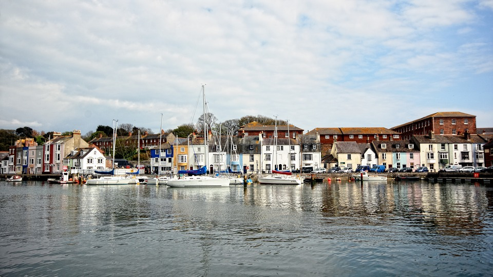 weymouthharbour - Virtually wander through the story of Weymouth. [ATTDT]
