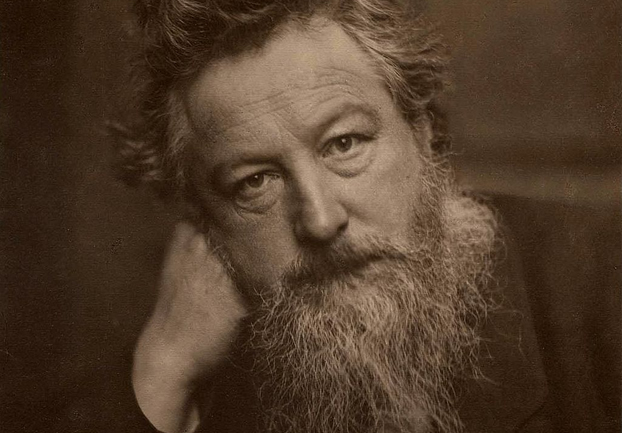 williammorris - Say happy birthday to William Morris. [ATTDT]