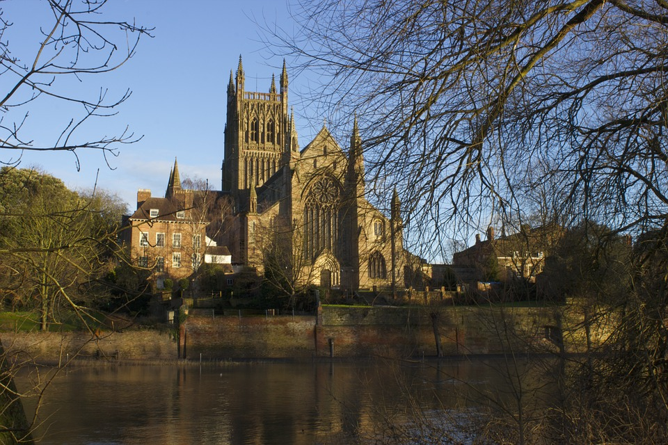 worcestercathedral - Follow in royal footsteps and climb Worcester Cathedral. [ATTDT]