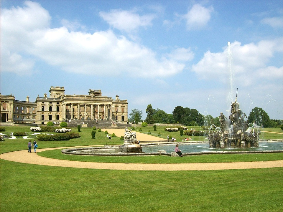 worcestershirewitleycourt - See a phenomenal fountain. [ATTDT]