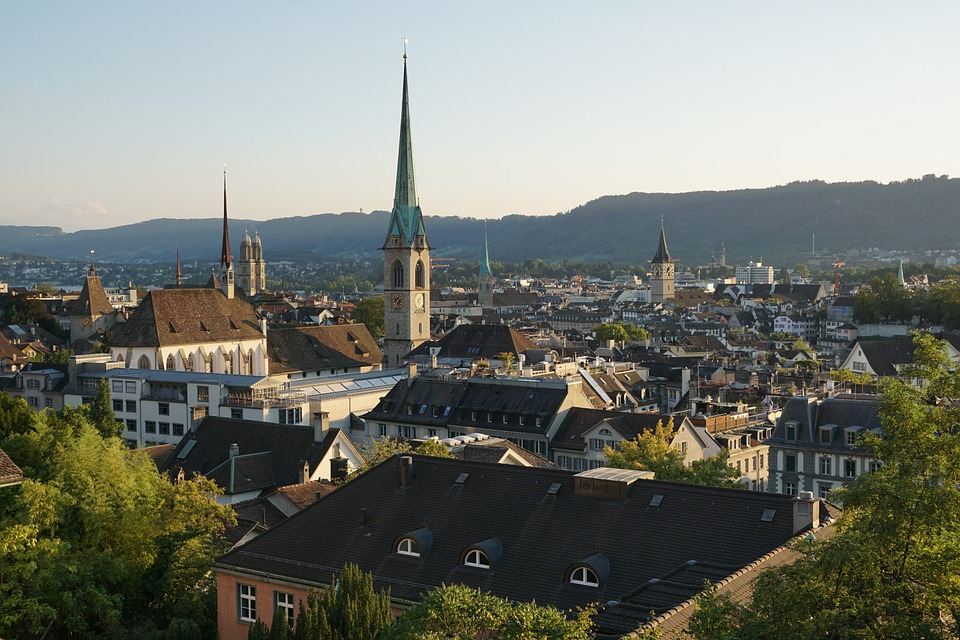 zurichcityscape - Explore the artefacts of Swiss history. [ATTDT]